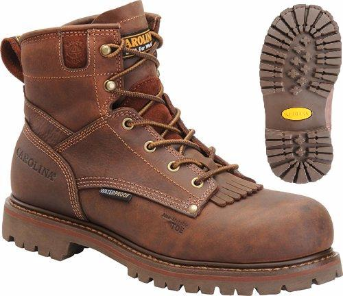 ca7528 - Carolina ca7528 Men's Heavy Duty Composite Safety Toe Boot Waterproof Boot