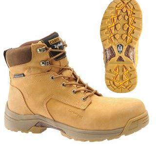 lt651 - Carolina LT651 Men's Waterproof Composite 6 Inch SAFETY TOE Boots, EH Rated