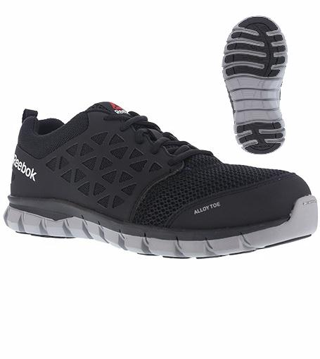 rb4041 - Reebok rb4041 Men's EH alloy safety toe sneaker