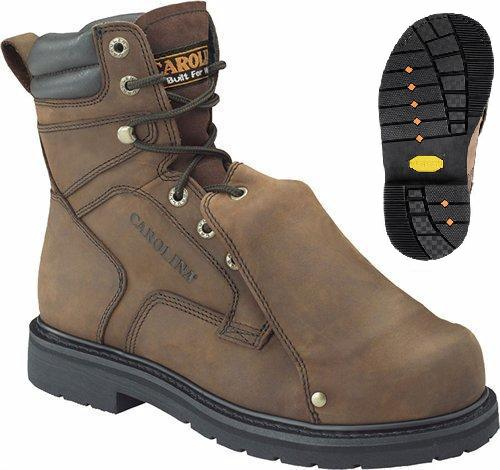 c579 - Carolina 579 Metatarsal Heat Resistant 8 Inch Safety Toe Boot