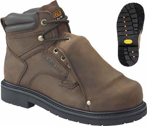c599 - Carolina 599 Metatarsal Heat Resistant 6 Inch Safety Toe Boot