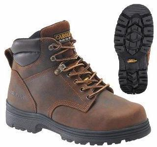ca3527 - Carolina ca3527 Men's Internal Metatarsal SAFETY TOE Boot, EH Rated