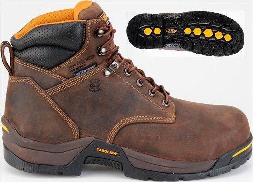 Carolina ca5521 400g Thinsulate Insulated Waterproof EH rated COMPOSITE 6 Inch SAFETY TOE BOOT