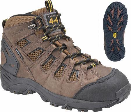 ca4525 - Carolina ca4525 Men's Waterproof Composite 6 Inch SAFETY TOE Boots EH Rated