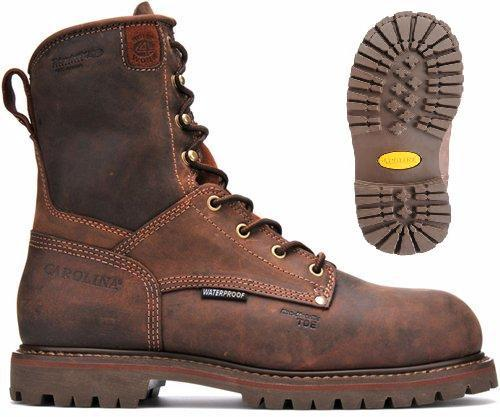 ca8528 - Carolina ca8528 Men's Heavy Duty Composite Safety Toe Boot Waterproof Boot