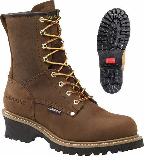 ca9821 - Carolina ca9821 Men's Heavy Duty Boot Waterproof Logger Steel Toe Boot