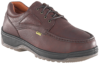 fe2440 - Florsheim fe2440 Men's Brown INTERNAL METATARSAL SAFETY TOE SHOE, EH Rated