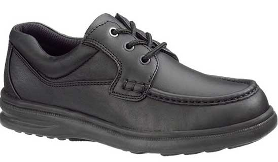 hp18770 - Hush Puppies Zero G Casuals Men's Shoes Black 18770