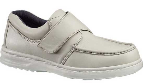 hp18802 - Hush Puppies Zero G Casuals Men's Shoes Bone 18802