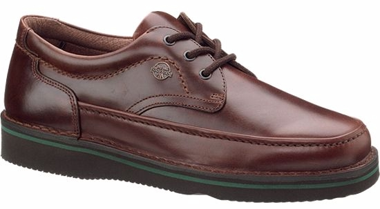 hp18915 - Hush Puppies MallWalker Men's Shoes Brown 18915