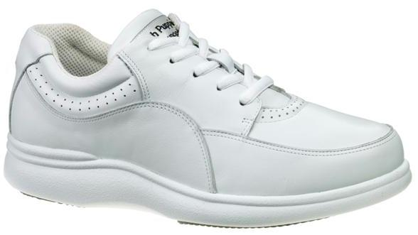 hp54025 - Hush Puppies Women's Power Walker Shoes, White 54025