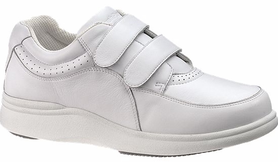 hp70293 - Hush Puppies Women's Power Walker Shoes, White 70293