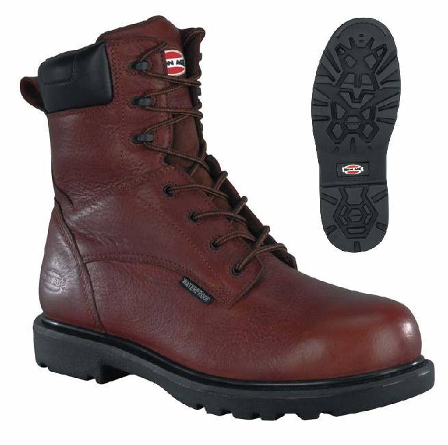 ia0180 - Iron Age ia0180 Men's Waterproof EH Composite Safety Toe Boot