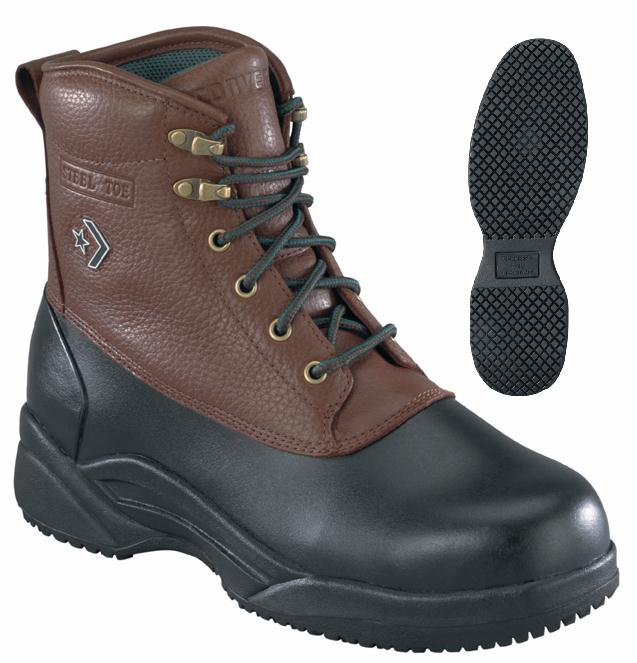 ia965 - Iron Age 965 Women's Food Service SAFETY TOE WATERPROOF BOOT