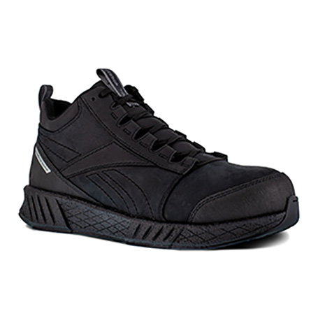Reebok rb4301 Mid Cut Floatride Energy mens EH electrical hazard protection composite safety toe sneaker