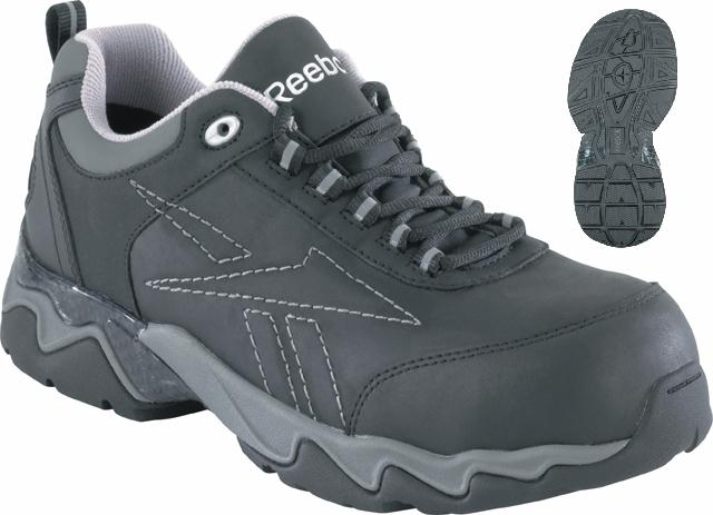 rb1062 - Reebok rb1062 Men's Athletic EH Composite Safety Toe Shoe