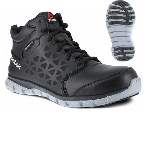 rb4144 - Reebok rb4144 Men's ULTRA LIGHT WATERPROOF COMPOSITE SAFETY TOE EH Rated