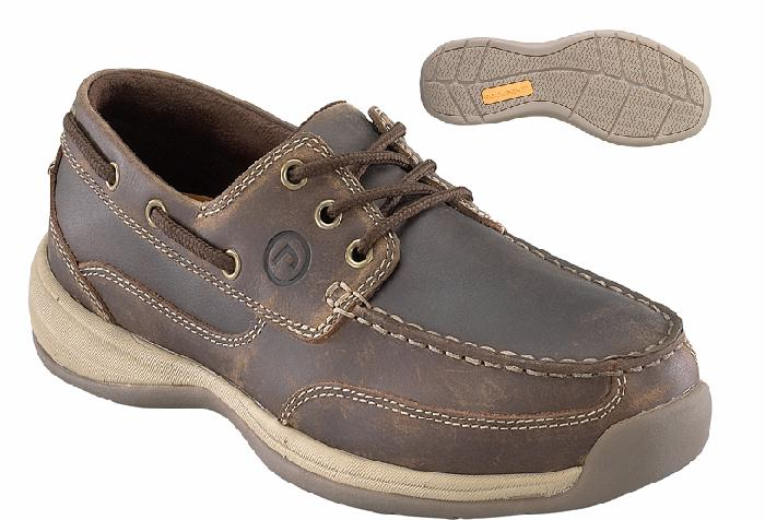 rk676 - Rockport Works rk676 Women's Casual EH Safety Toe Shoe