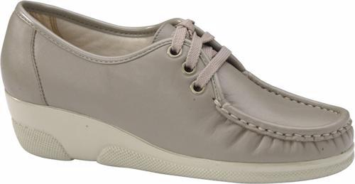 ss103706 - Softspots Women's Annie Hi Taupe 103706