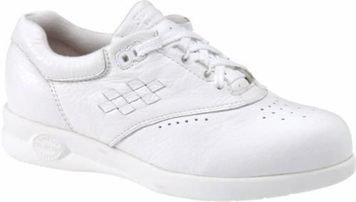 ss122404 - Softspots Women's Supremes Marathon White 122404