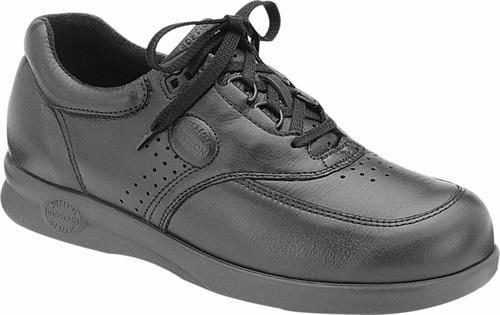 ss350001 - Soft Spots Men's Casual Work Shoes Supremes GrandPrix Black 350001
