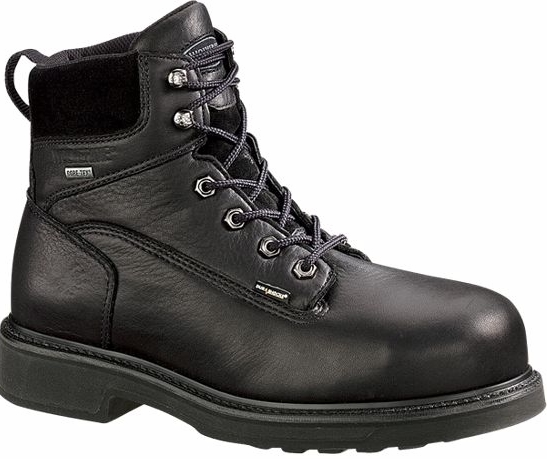 w2580 - Wolverine Men's 6 Inch Gore-Tex Waterproof Durashocks COMPOSITE SAFETY TOE 2580