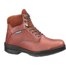 w3122 - Wolverine Men's 6 Inch Durashocks Work Boots Brown 3122