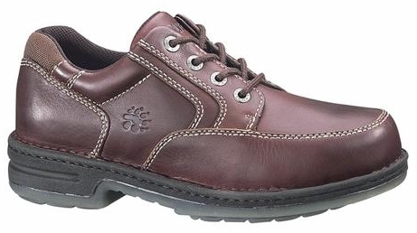 w4501 - Wolverine Men's SAFETY TOE EH RATED Oxford Shoes, Brown 4501