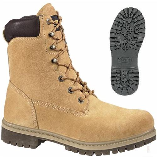 w1195 - Wolverine Men's 8 Inch Waterproof Insulated Boots 1195