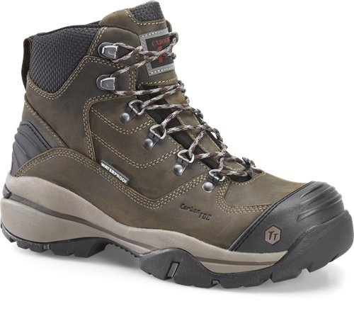 Carolina ca5525 Men's Waterproof Composite 6 Inch SAFETY TOE Boots EH Rated