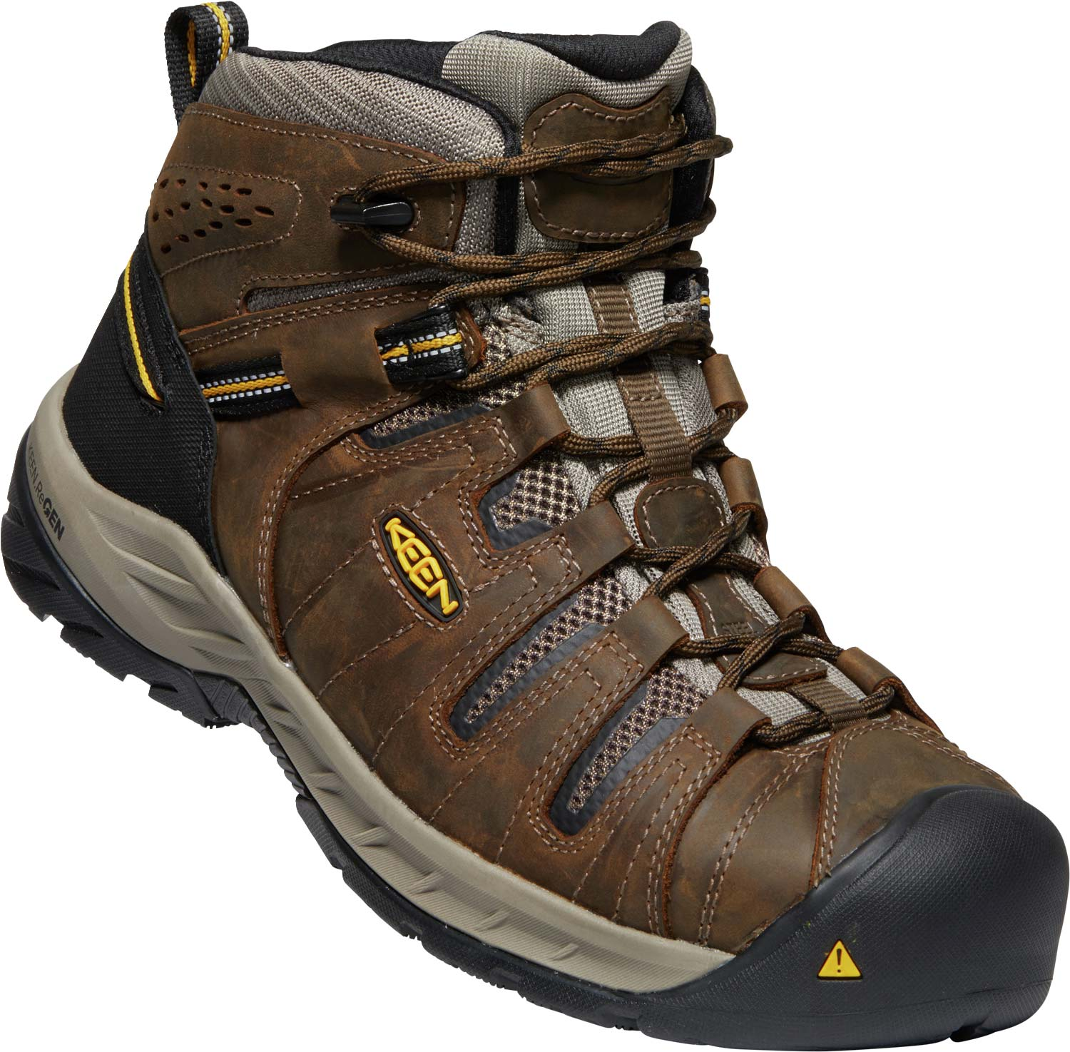 Keen 1023237 Flint II Mid Safety Toe