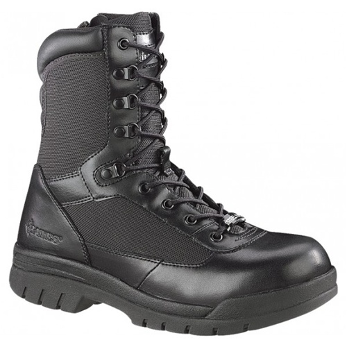 b2320 - Bates 2320 Men's 8 Inch Steel Toe Side Zip Safety Toe Boots