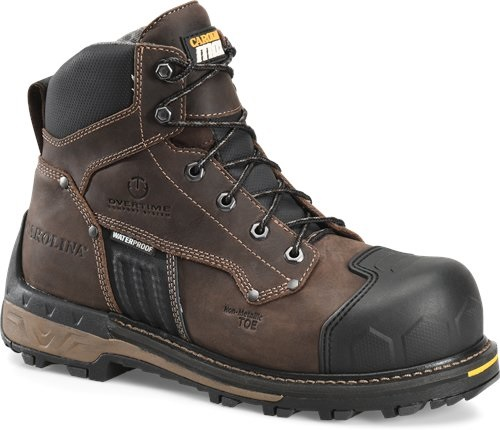 Carolina ca2561 Men's Waterproof Composite 6 Inch Safety Toe Boots EH Rated