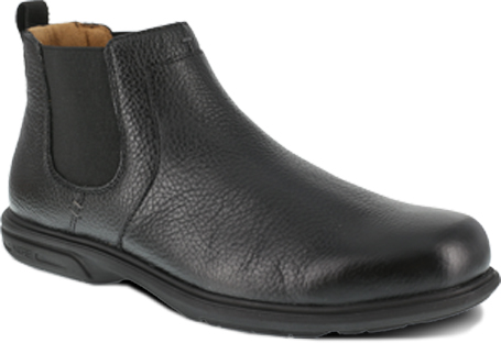 Florsheim fs2030 Florsheim ESD Black Pull On Safety Toe Bot