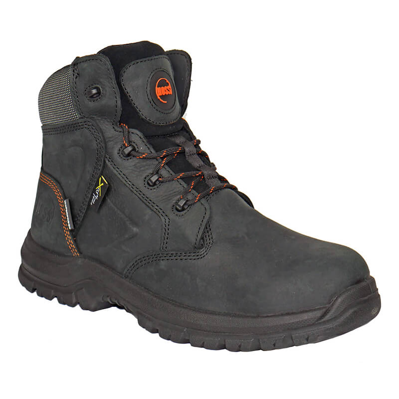 Hoss 60140 Metguard waterproof composite safety toe boot