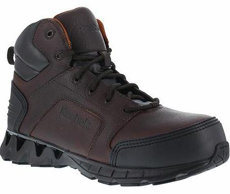 rb7005 - Reebok rb7005 ZigTech Men's Athletic ESD Static Dissipative Composite Safety Toe HikerShoe