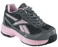 rb164 - Reebok rb164 Women's Athletic EH Safety Toe Shoe