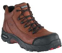 rb4444 - Reebok rb4444 Men's WATERPROOF COMPOSITE SAFETY TOE Shoes Waterproof EH Rated See Cart Sale Price