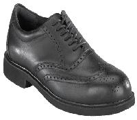 rk6741 - Rockport Works rk6741 Wing Tip Dress Safety Toe Shoe