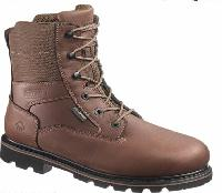 w3513 - Wolverine Men's 8 Inch Composite Safety Toe Gore Tex Waterproof Insulated 3513